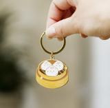 Steamed Bao Keychain