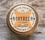 Rootbeer, 4oz Soy Wax Candle