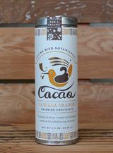 Flying Bird Botanicals: Cacao Vanilla Orange