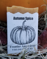 Autumn Spice, Frontier Angel Soap