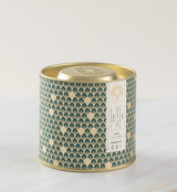 No. 4 Gold Tin Soy Wax Candle