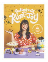 Baking with Kim-Joy: Cute and Creative Bakes to Make You Smile (Hardcover)