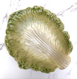 Stoneware Cabbage Bowl