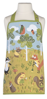 Critter Capers Kids' Apron