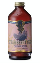 Strawberry Lemon Lime: Cocktail & Soda Syrup