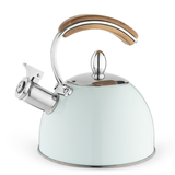Whistling Stovetop Tea Kettle--CHOOSE COLOR
