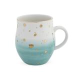 Gold Speckled Ceramic Mug--CHOOSE COLOR