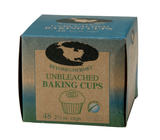 Unbleached Baking Cups--CHOOSE SIZE