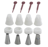 Pastry Decorating Tip Set, 20 piece set