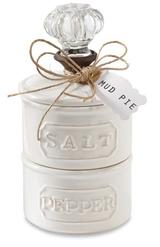 Door Knob Salt & Pepper