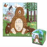 Wild Friends of California, Mini Puzzle