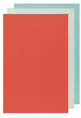 Fiesta/Jade/Lucite Floursack Towels, set/3