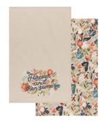 Superbloom, Set/2 Tea Towels