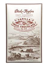Dick Taylor Vanilla Milk Chocolate Bar
