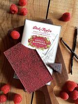 Dick Taylor Vanilla Raspberry 72% Dark Chocolate Bar