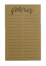 """To-Do"" Sticky Notepad--For Big Write-In Calendar"