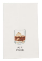 Drink Sentiment Tea Towel