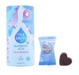 Blueberry Acai White Tea, Tea Drops