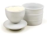 Stoneware Butter Pot