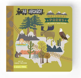 All Aboard! National Parks, Board Book