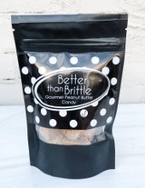 Better than Brittle: Gourmet Peanut Butter Candy, 4oz