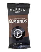 Dark Chocolate Almonds, 1.75oz