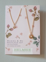 Mama + Me Sunshine Necklace Set