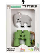 Animal Lover Teether Set