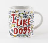 I Like Dogs Mug