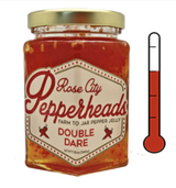 Double Dare: Rose City Pepperheads Jelly, 12oz