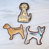 Dog Trinket Dish--CHOOSE DESIGN