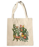Plant Friends, Tote Bag