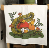 Plant Pals, Tea Towel