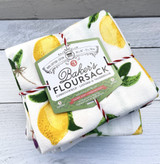 Fruit Salad Floursack Towels, set/3