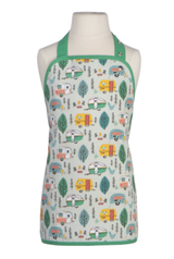 Happy Camper Kids' Apron