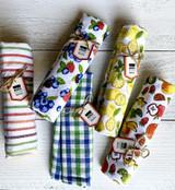 Fruit Salad Towel Assortment--CHOOSE DESIGN