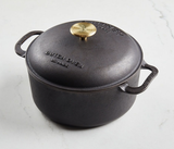 Smithey 5.5 qt Dutch Oven with Lid