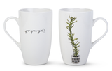 """You Grow, Girl,"" Tall Mug, 20oz"
