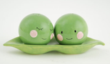 Peas in a Pod Salt and Pepper Shaker