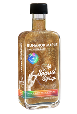 Runamok Maple Sparkle Syrup, Limited Release, 250mL