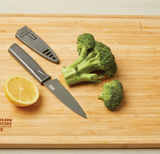 Paring Knife with Cover--CHOOSE COLOR