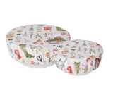 Garden Bowl Cover, set/2