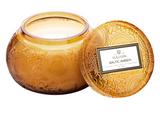 Voluspa Baltic Amber, Glass Chawan Bowl Candle