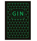 """The Little Black Book of Gin Cocktails,"" Hardback Book"
