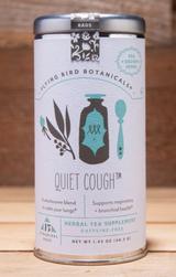Flying Bird Botanicals: Quiet Cough, 6 bags