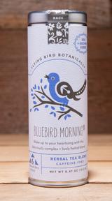 Flying Bird Botanicals: Bluebird Morning, 6 bag or 15 bag