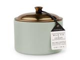 Paddywax Hygge, 5oz Ceramic Candle: Wild Fig + Cedar