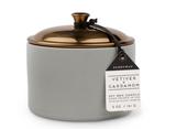 Paddywax Hygge, 5oz Ceramic Candle: Vetiver + Cardamom