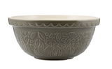 """In the Forest Grey Fox Mixing Bowl, S12/29cm/11.5"""""""