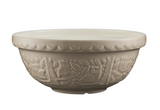 """In the Forest Stone Owl Mixing Bowl, S18/26cm/10.25"""""""